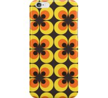 70s Wallpaper iPhone Case/Skin