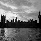 Big Ben & Parliament  by Ron Griggs