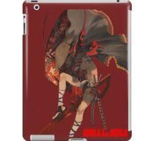 Ryuko Matoi iPad Case/Skin