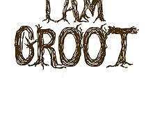 I AM GROOT by Madison Bailey