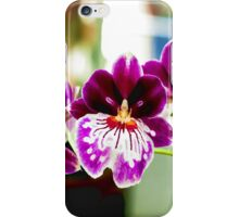 Happiness is an Orchid! iPhone Case/Skin