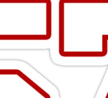NFL Player Jordie Tripp fiftyseven 57 Sticker