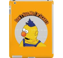 Don't Hug Me I'm Scared iPad Case/Skin