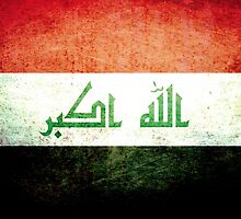 Iraq - Vintage by solnoirstudios