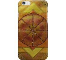 Mandala : Earth  iPhone Case/Skin