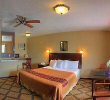 Motel Room Williams CA by stagestopmotel