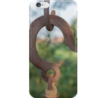 old tool iPhone Case/Skin