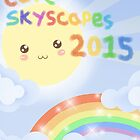 Cute Skyscapes 2015 by zeecyanide