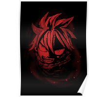 Son Of Dragneel The Dragon Poster