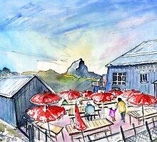 Restaurant Panoramic in Artouste by Goodaboom