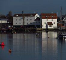The Tide Mill, Woodbridge, (Version 2) by wiggyofipswich