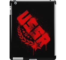 Russian Red iPad Case/Skin