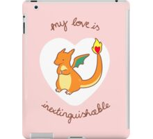 Charizard Valentine V2 iPad Case/Skin