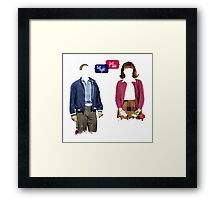 "Dogfight: The Musical — ""First Date, Last Night"" Framed Print"