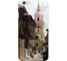 Cartagena iPhone Case/Skin
