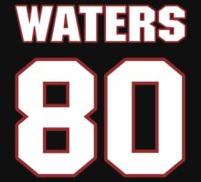 NFL Player Eric Waters eighty 80 by imsport