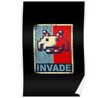 INVADE Poster