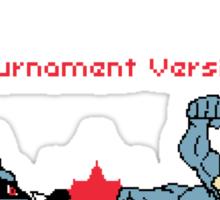 Pocket Fighters : Pokemon + Tekken = Pokken Tournament Sticker