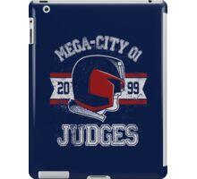 Judges Team iPad Case/Skin