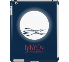 Kikyo's Delivery Service: Kiki's got nothing on this. iPad Case/Skin