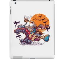 Fink and Loathing iPad Case/Skin