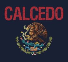 Calcedo Surname Mexican Kids Clothes
