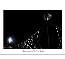 Under the Lights they play - Bolton Wanderers by footypix