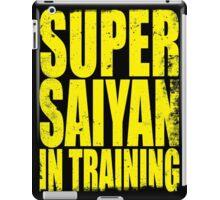Super Saiyan in Training iPad Case/Skin