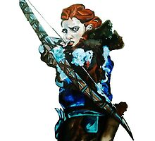 Game of Thrones- Ygritte by drknice