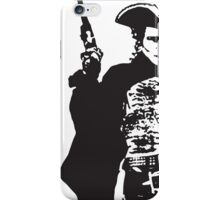 Stand and Deliver: Adam Ant iPhone Case/Skin