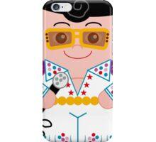 Elvis the King Hero Hugger iPhone Case/Skin