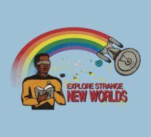 Reading Trek, Shirt Kids Clothes