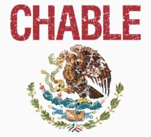Chable Surname Mexican Kids Clothes