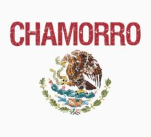 Chamorro Surname Mexican Kids Clothes
