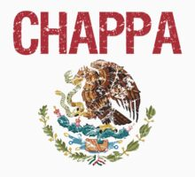 Chappa Surname Mexican Kids Clothes