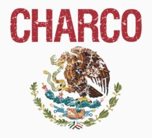 Charco Surname Mexican Kids Clothes