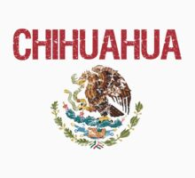 Chihuahua Surname Mexican Kids Clothes