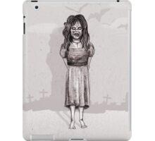 Regan iPad Case/Skin