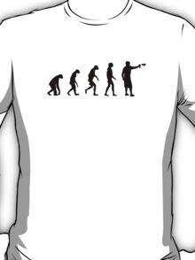 Evolution of Graffiti / Streetart / Bombing T-Shirt