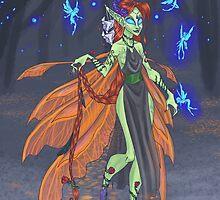 Fairy Queen by poweredbyc0ke