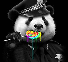 LOLLYPOP COP by MEDIACORPSE