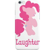 Pinkie Pie - Laughter iPhone Case/Skin
