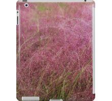 Pink Fuzz iPad Case/Skin