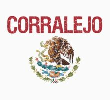 Corralejo Surname Mexican Kids Clothes