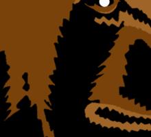 Bruins Pooh Bear Sticker
