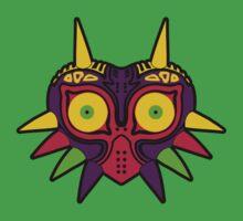 Majora's Mask - Bordered by frenchfajita