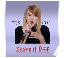 Shake (Full Colour) Poster