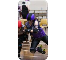 Flying Witch @ Roller Derby (The Witches of Eastvic) iPhone Case/Skin