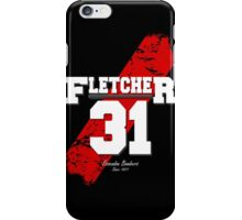 Fletcher Sash iPhone Case/Skin