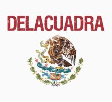 Delacuadra Surname Mexican Kids Clothes